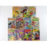 DC COMICS LOT - (11 in Lot) - (DC - UK Cover Price) - Includes STRANGE ADVENTURES #165 (1964) + MY