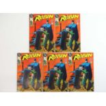 ROBIN #1 - (5 in Lot) - (1991 - DC) - First Printing - Five (5) #1 issues for the DC Limited