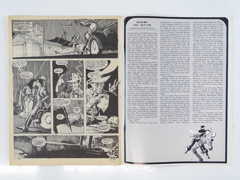 MARVEL SUPER ACTION: PUNISHER #1 - (1976 - MARVEL - UK Cover Price) - Early Punisher appearance + - Image 4 of 9
