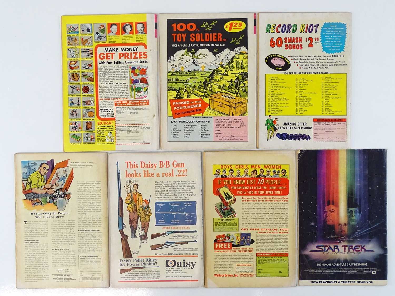 GOLD KEY, HARVEY, CHARLTON, MARVEL & ACG MIXED COMIC LOT - (7 in Lot) - (UK Cover Price & US - Image 2 of 2