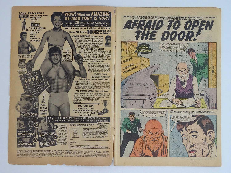 STRANGE TALES #65 - (1958 - MARVEL) Joe Maneely cover with John Severin, John Forte, Bernard - Image 3 of 9