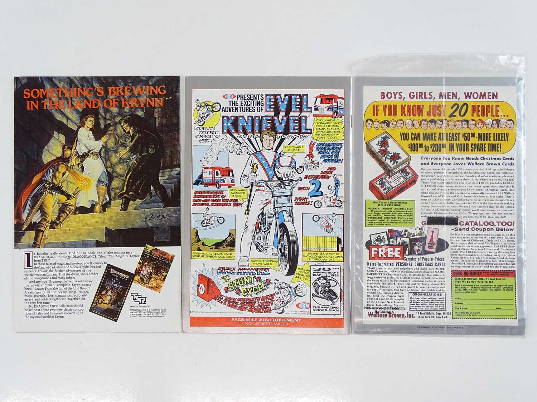 PUNISHER#1 + AMAZING SPIDER-MAN #129 + AMAZING FANTASY #15 - (3 in Lot) - (MARVEL) - Includes - Image 2 of 2