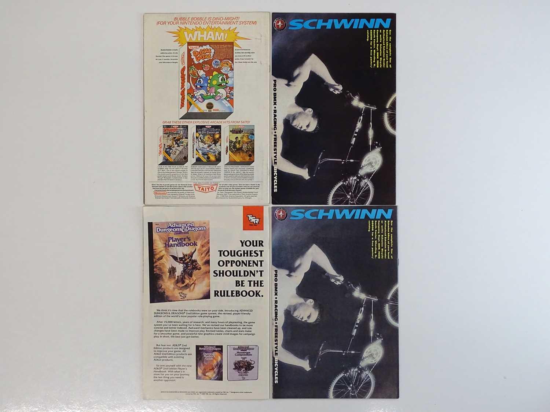 AMAZING SPIDER-MAN #313, 317, 318, 319 - (4 in Lot) - (1989 - MARVEL) - Includes Lizard, Venom, - Image 2 of 2