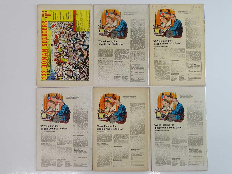 DAREDEVIL #41, 45, 46, 47, 48, 49 - (6 in Lot) - (1968/69 - MARVEL - US Price & UK Cover Price) - - Image 2 of 2