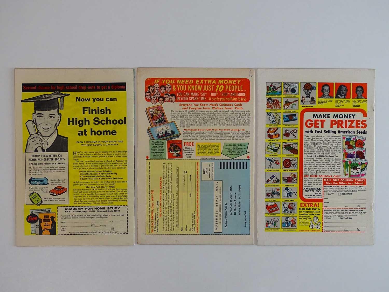 FANTASTIC FOUR #89, 90, 98 - (3 in Lot) - (1969/70 - MARVEL - US Price & UK Price Variant) - - Image 2 of 2