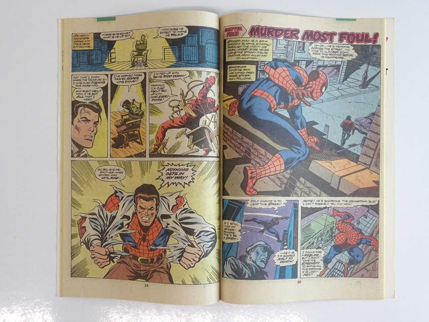AMAZING SPIDER-MAN #200 - (1980 - MARVEL) - Spider-Man's origin is retold and he confronts the - Image 7 of 9
