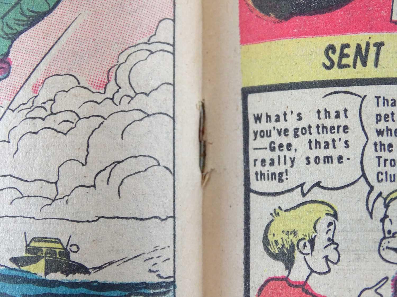STRANGE TALES #104 - (1963 - MARVEL - UK Price Variant) - First appearance of Paste-Pot Pete ( - Image 6 of 9