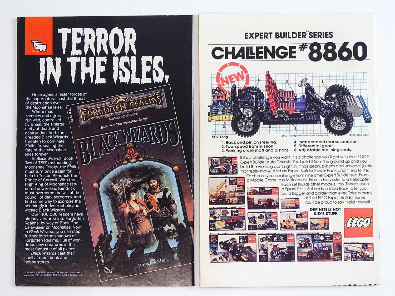 BATGIRL SPECIAL #1 & DC COMICS PRESENTS: JOKER #41 - (1988 & 1982 - DC) - Batgirl standalone special - Image 2 of 2