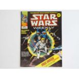 STAR WARS WEEKLY #1 - (1978 - BRITISH MARVEL) - Part one of the official comics adaptation of the