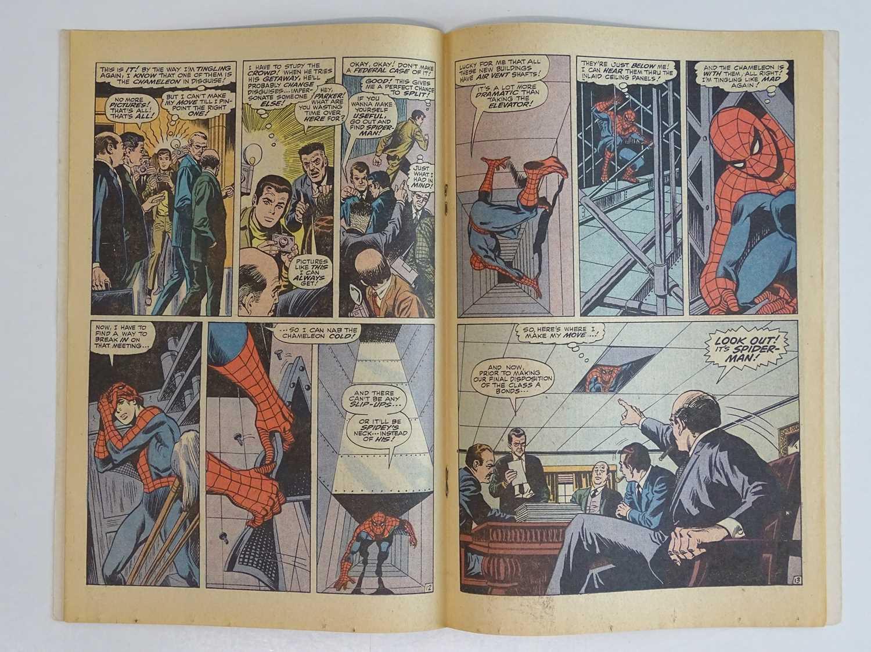 AMAZING SPIDER-MAN # 80 (1970 - MARVEL) - Chameleon appearance - John Romita Sr. cover with John - Image 5 of 9