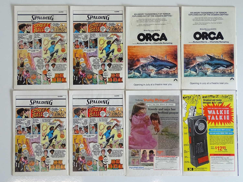 AVENGERS #161, 162, 163, 164, 165, 166, 167, 168 - (8 in Lot) - (1977/78 - MARVEL - US Price & UK - Image 2 of 2