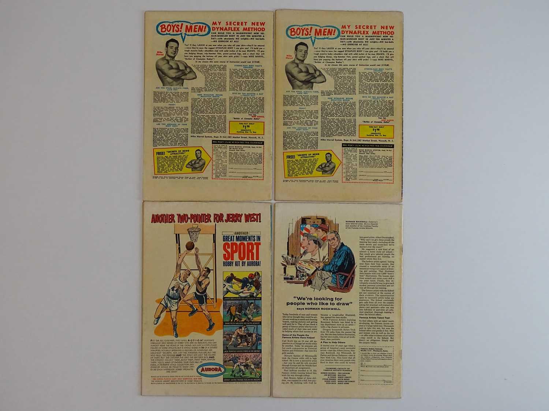 STRANGE TALES: DR. STRANGE & NICK FURY, AGENT OF SHIELD #142, 143, 145, 147- (4 in Lot) - (1966 - - Image 2 of 2