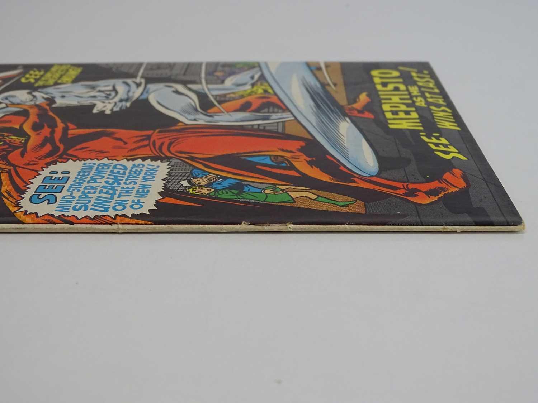 SILVER SURFER #16 - (1970 - MARVEL) - Mephisto, Nick Fury, Dum-Dum Dugan appearances - John - Image 9 of 9