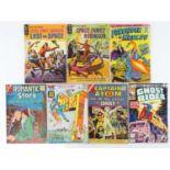 GOLD KEY, HARVEY, CHARLTON, MARVEL & ACG MIXED COMIC LOT - (7 in Lot) - (UK Cover Price & US