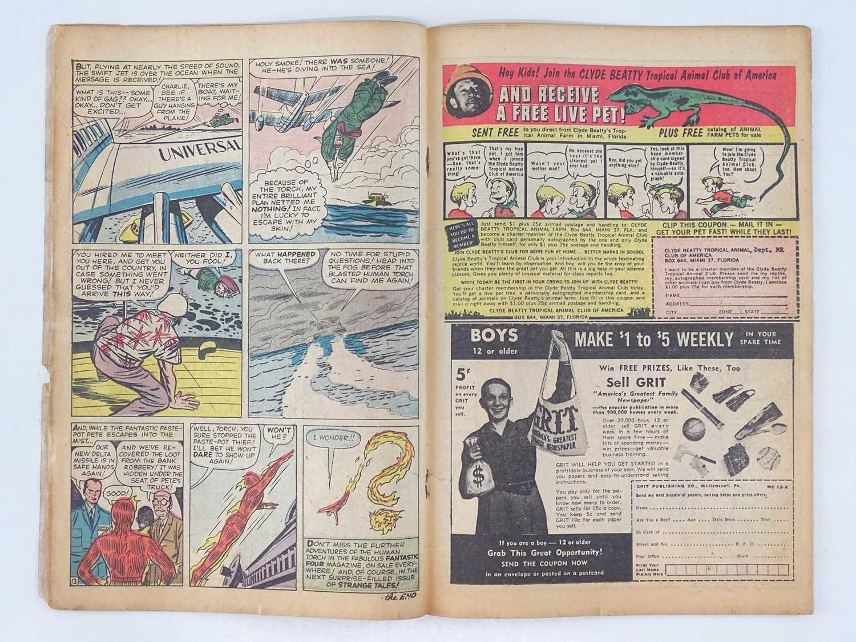 STRANGE TALES #104 - (1963 - MARVEL - UK Price Variant) - First appearance of Paste-Pot Pete ( - Image 5 of 9