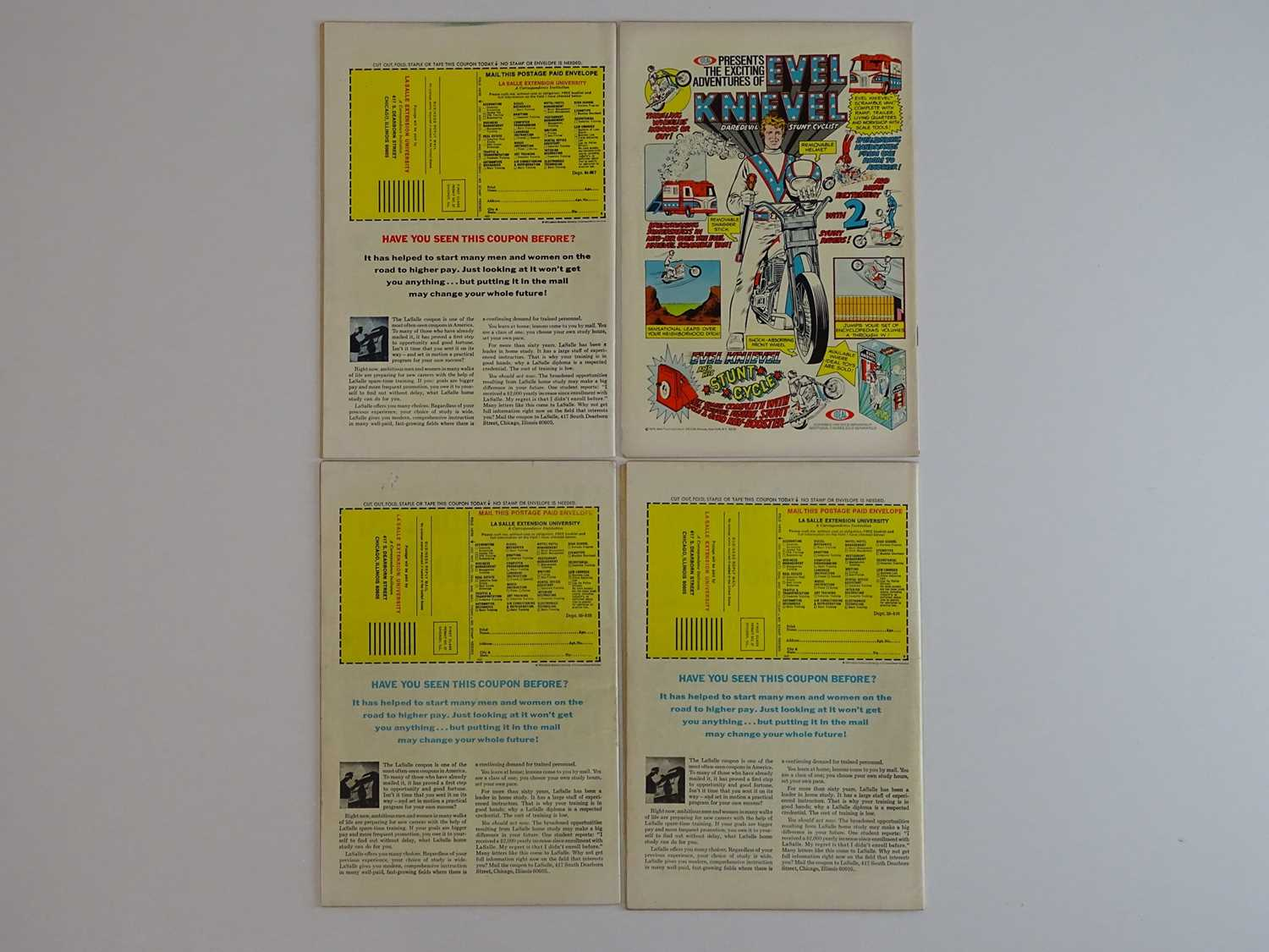 AMAZING SPIDER-MAN #127, 128, 130, 131 - (4 in Lot) - (1973/74 - MARVEL) - Includes First appearance - Image 2 of 2