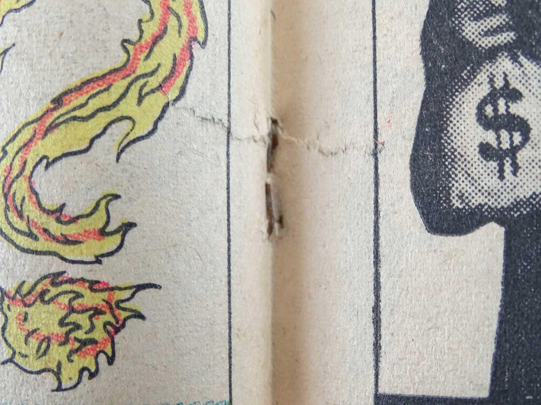 STRANGE TALES #104 - (1963 - MARVEL - UK Price Variant) - First appearance of Paste-Pot Pete ( - Image 7 of 9