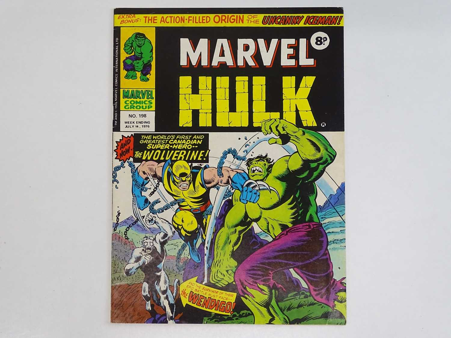 MIGHTY WORLD OF MARVEL #1 to 397 - (397 in Lot) - (1972/83 - BRITISH MARVEL) - Complete 397 issue - Image 3 of 3