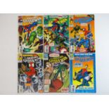 AMAZING SPIDER-MAN #381, 383, 384, 385, 386, 388 - (6 in Lot) - (1993/94 - MARVEL) - Includes