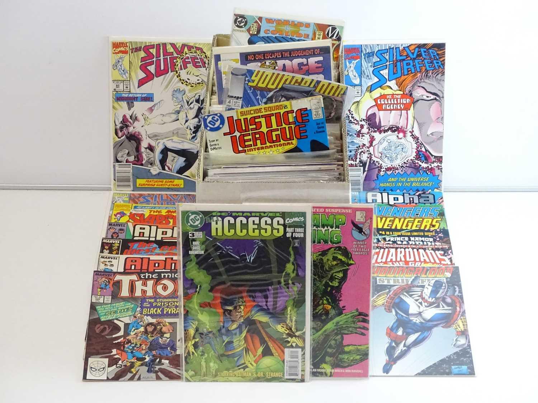 EXCALIBUR LUCKY DIP JOB LOT 180+ COMICS - Includes MARVEL, IMAGE, DC, TRIUMPHANT, DARK HORSE,