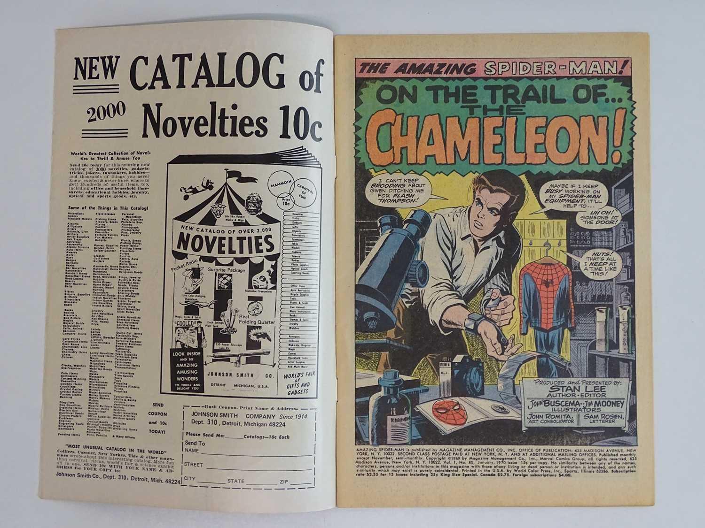 AMAZING SPIDER-MAN # 80 (1970 - MARVEL) - Chameleon appearance - John Romita Sr. cover with John - Image 3 of 9