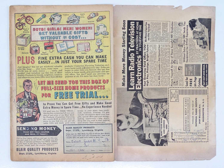 STRANGE TALES #104 - (1963 - MARVEL - UK Price Variant) - First appearance of Paste-Pot Pete ( - Image 4 of 9