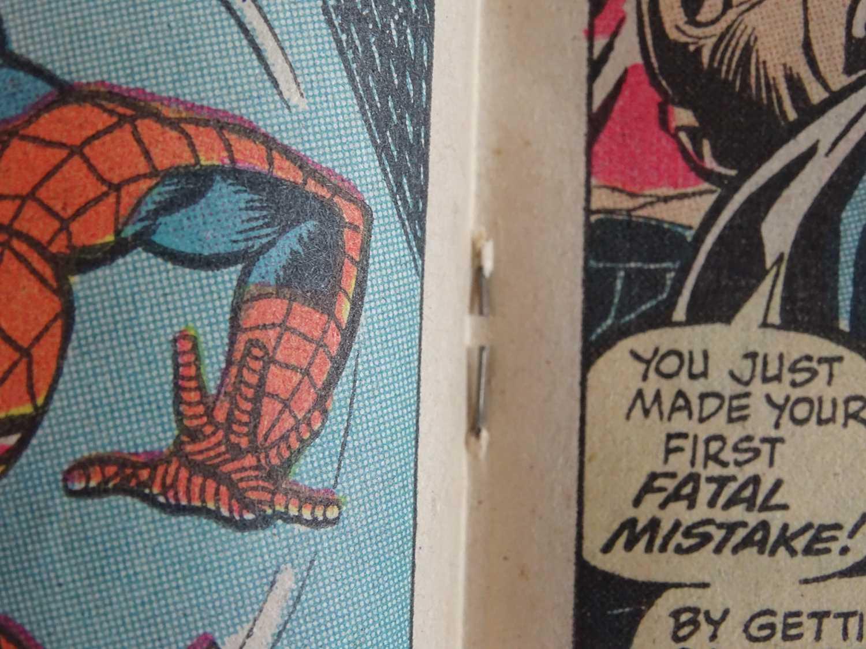 AMAZING SPIDER-MAN # 69 (1969 - MARVEL) - Kingpin appearance cover & story - John Romita Sr. cover - Image 7 of 9