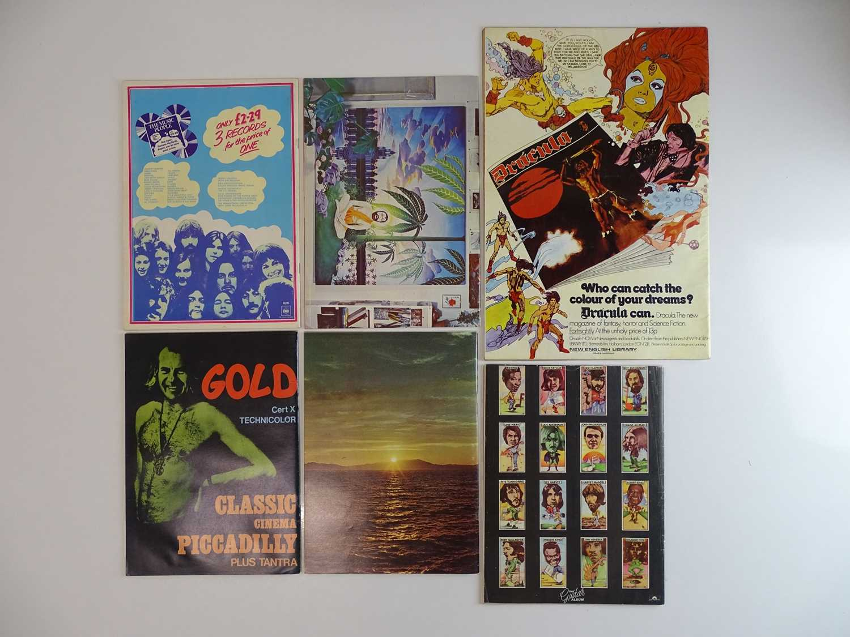OZ MAGAZINE #43, 44, 45, 46, 47, 48 - (6 in Lot) - (1972/73) Selection of 6 x OZ Magazines - - Image 2 of 2