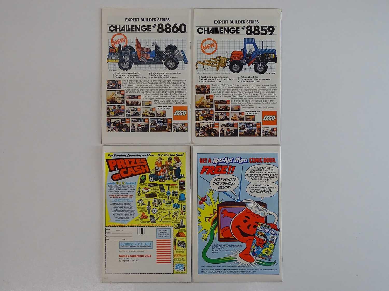 DAREDEVIL #178, 179, 183, 196 - (4 in Lot) - (1981/83 - MARVEL) - Includes Elektra, Punisher, - Image 2 of 2