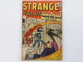 STRANGE TALES #104 - (1963 - MARVEL - UK Price Variant) - First appearance of Paste-Pot Pete (