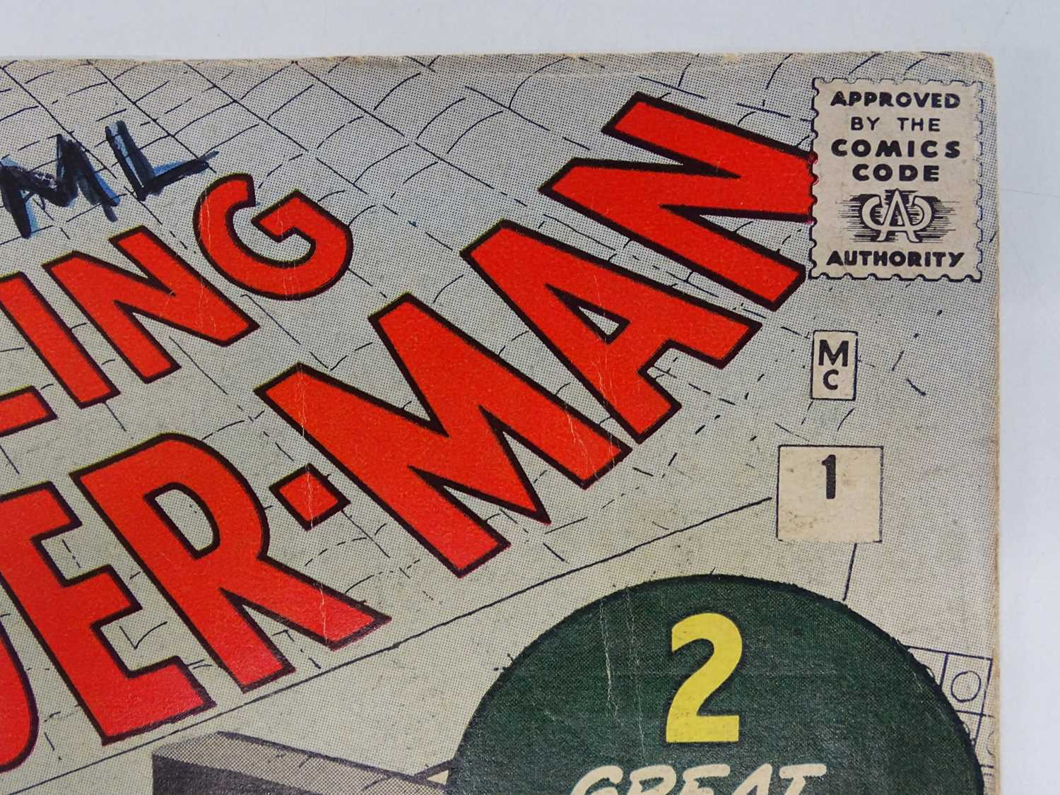 AMAZING SPIDER-MAN #1 - (1963 - MARVEL - UK Price Variant) - First appearance of Spider-Man un his - Image 3 of 27