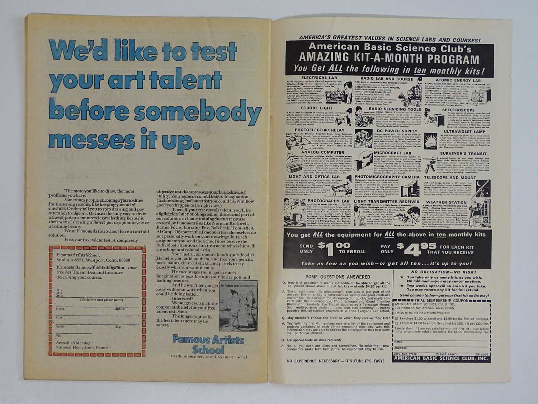 AMAZING SPIDER-MAN #100 (1971 - MARVEL - UK Price Variant) - Green Goblin, Vulture, Lizard, Doctor - Image 4 of 9