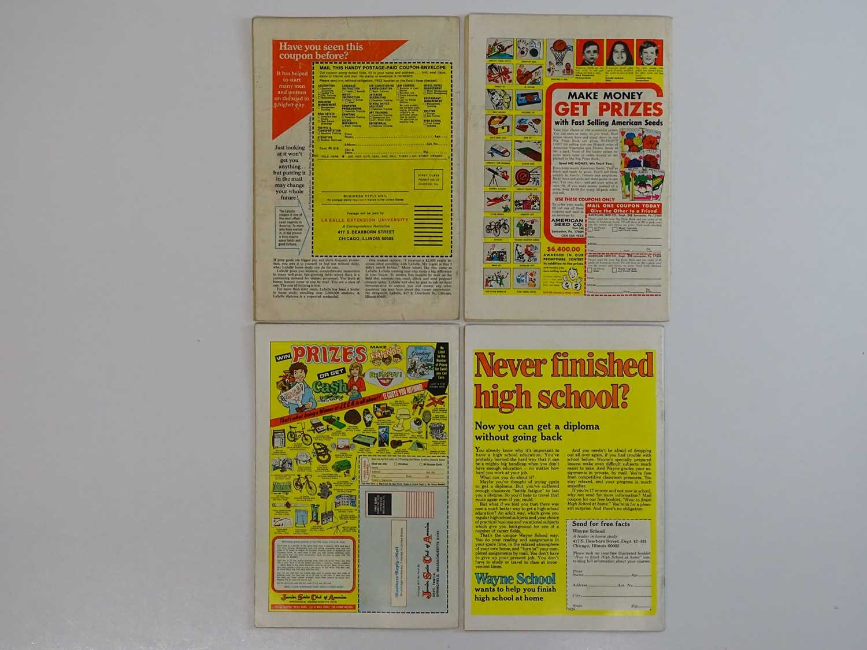 AMAZING SPIDER-MAN #118, 120, 137, 143 - (4 in Lot) - (1973/75 - MARVEL - US Price & UK Price - Image 2 of 2
