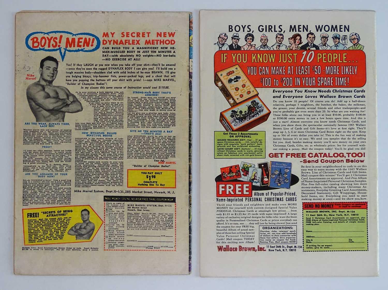 FANTASTIC FOUR #37 & 42 - (2 in Lot) - (1965 - MARVEL - UK Cover Price & UK Price Variant) - - Image 2 of 2