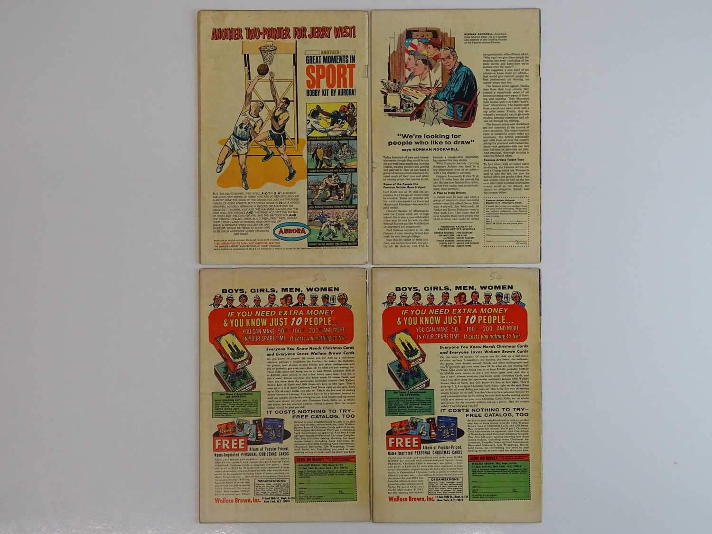 STRANGE TALES: DR. STRANGE & NICK FURY, AGENT OF SHIELD #145, 147, 148, 149 - (4 in Lot) - (1966 - - Image 2 of 2