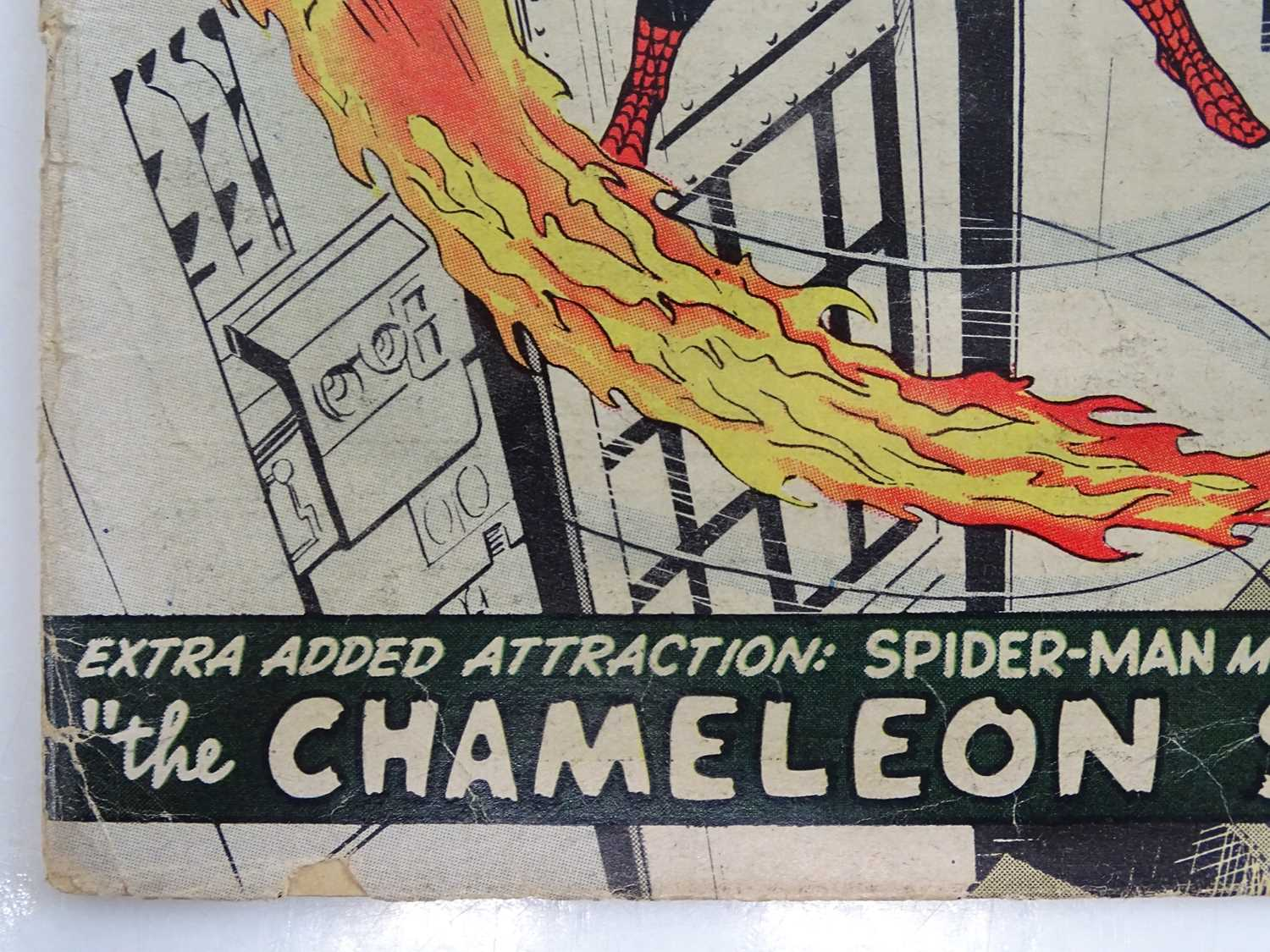 AMAZING SPIDER-MAN #1 - (1963 - MARVEL - UK Price Variant) - First appearance of Spider-Man un his - Image 4 of 27