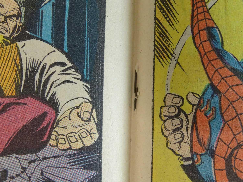 AMAZING SPIDER-MAN # 69 (1969 - MARVEL) - Kingpin appearance cover & story - John Romita Sr. cover - Image 6 of 9