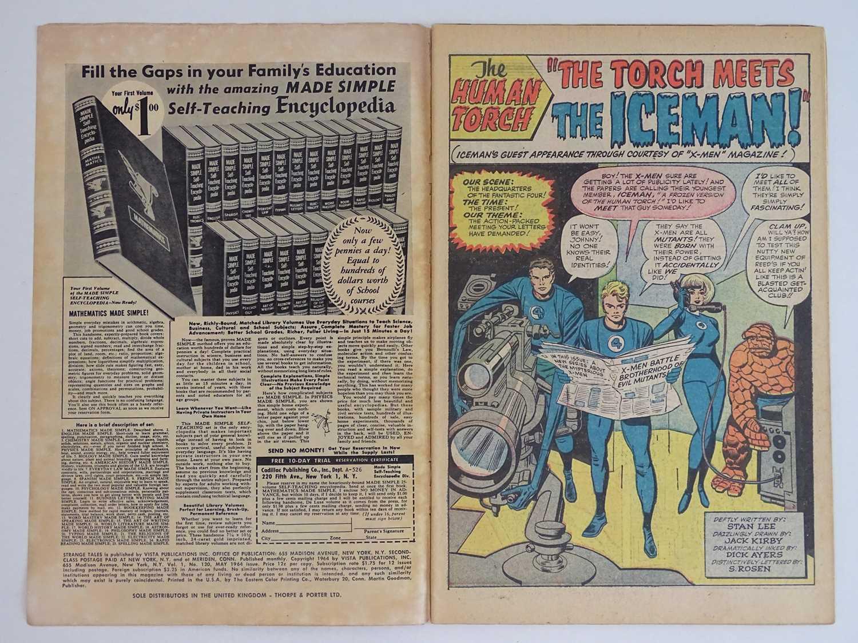STRANGE TALES: HUMAN TORCH & DR. STRANGE#120 - (1964 - MARVEL - UK Price Variant) Includes First - Image 3 of 9