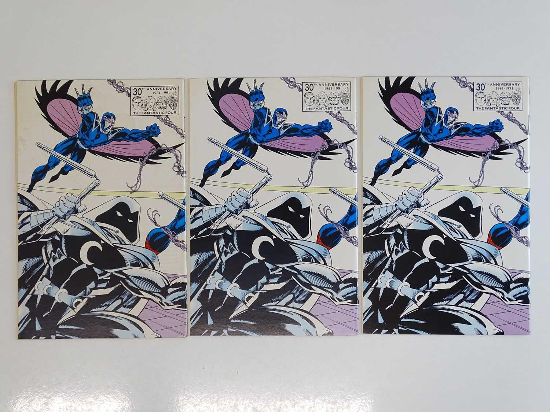AMAZING SPIDER-MAN #358 - (1992 - MARVEL) - 3 x Issues of #358 - Wraparound gatefold cover + - Image 2 of 2