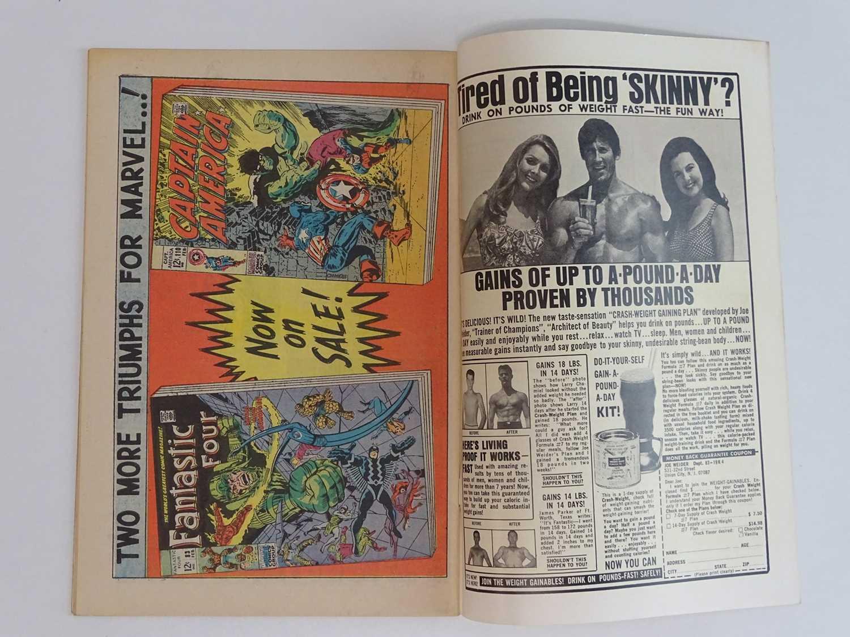 AMAZING SPIDER-MAN # 69 (1969 - MARVEL) - Kingpin appearance cover & story - John Romita Sr. cover - Image 4 of 9
