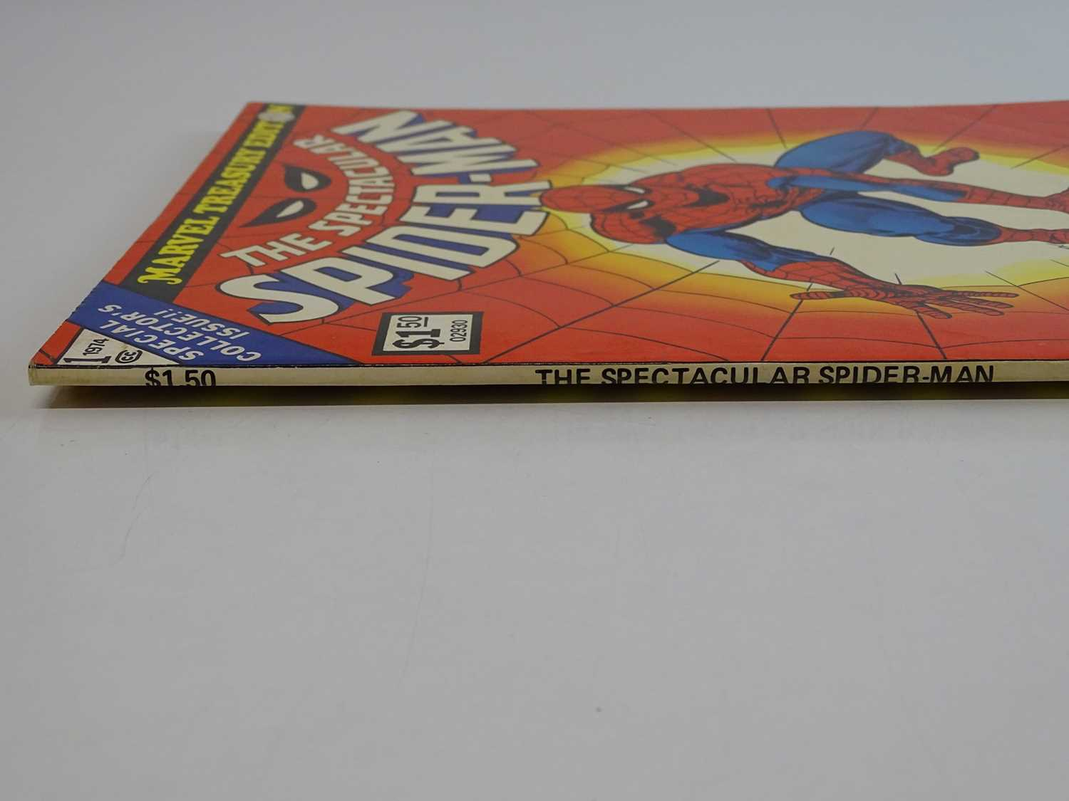 Marvel Treasury Edition #1 Spectacular Spider-Man (Marvel - 1974) Includes Gil Kane and Steve - Image 7 of 8