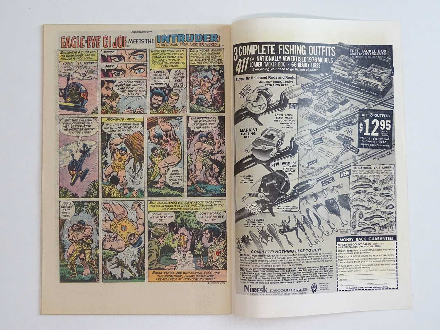 ETERNALS #1 - (1976 - MARVEL - UK Price Variant) - HOT Key book + Origin and First appearances of - Image 4 of 9