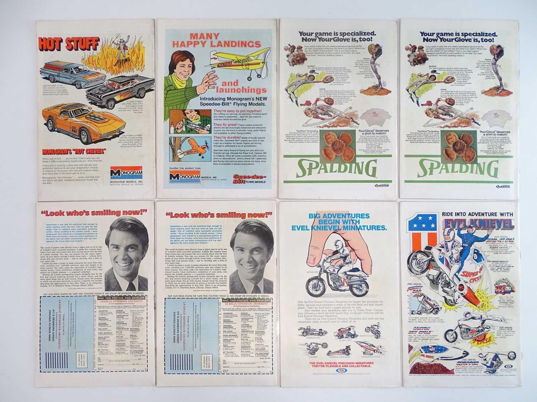 DAREDEVIL #135, 136, 137, 138, 139, 140, 141, 142 - (8 in Lot) - (1976/77 - MARVEL - UK Price - Image 2 of 2