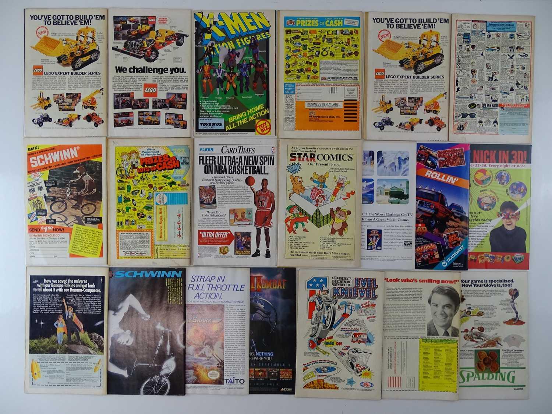 MARVEL COMICS LOT - (20 in Lot) - (MARVEL) - Includes FANTASTIC FOUR #212 (1979) + MARVEL SPOTLIGHT: - Image 2 of 2