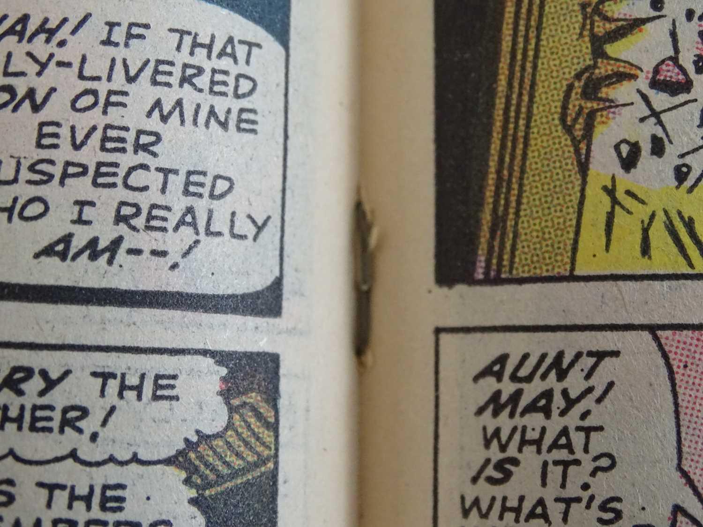 AMAZING SPIDER-MAN #66 (1968 - MARVEL) - Spider-Man battles Mysterio. + Green Goblin cameo - John - Image 6 of 9