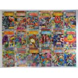 ETERNALS #1, 2, 3, 4, 5, 6, 7, 8, 9, 10, 11, 12, 14, 15, 16, 18, 19 + ANNUAL #1 - (18 in Lot) - (