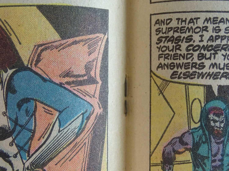 MS. MARVEL #18 - (1978 - MARVEL - UK Price Variant) - First full appearance of Mystique + Avengers - Image 7 of 9