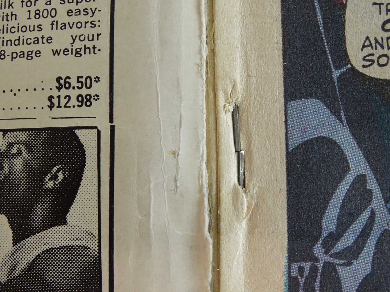 SILVER SURFER #7 - (1969 - MARVEL - UK Cover Price) Early appearance of Marvel's Frankenstein - Image 5 of 8