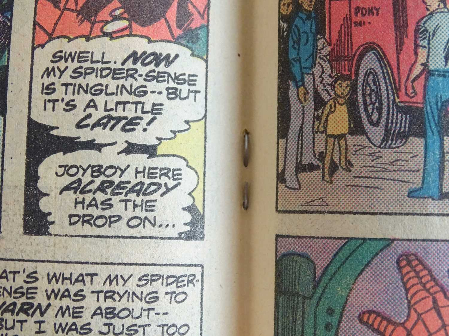 AMAZING SPIDER-MAN #162 - (1976 - MARVEL) - First full appearance of Jigsaw and Dr. Maria - Image 6 of 9