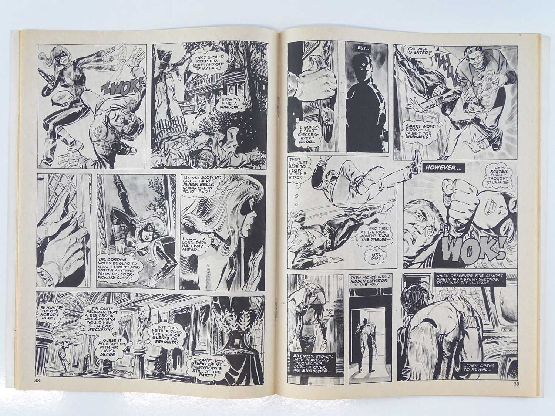 MARVEL SUPER ACTION: PUNISHER #1 - (1976 - MARVEL - UK Cover Price) - Early Punisher appearance + - Image 5 of 9